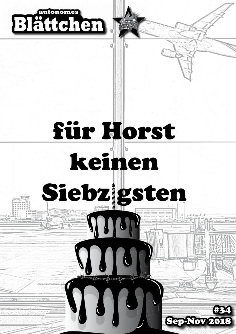 Fur Horst Keinen Siebz Gsten